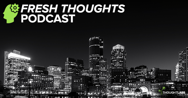 Fresh Thoughts Podcast Ep 01 - How Much is Too Much Content?