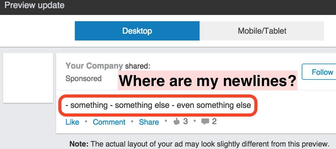 LinkedIn_Deleting_Newlines.png