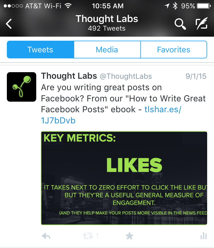 Here is an example of a mobile Twitter image that is cut off