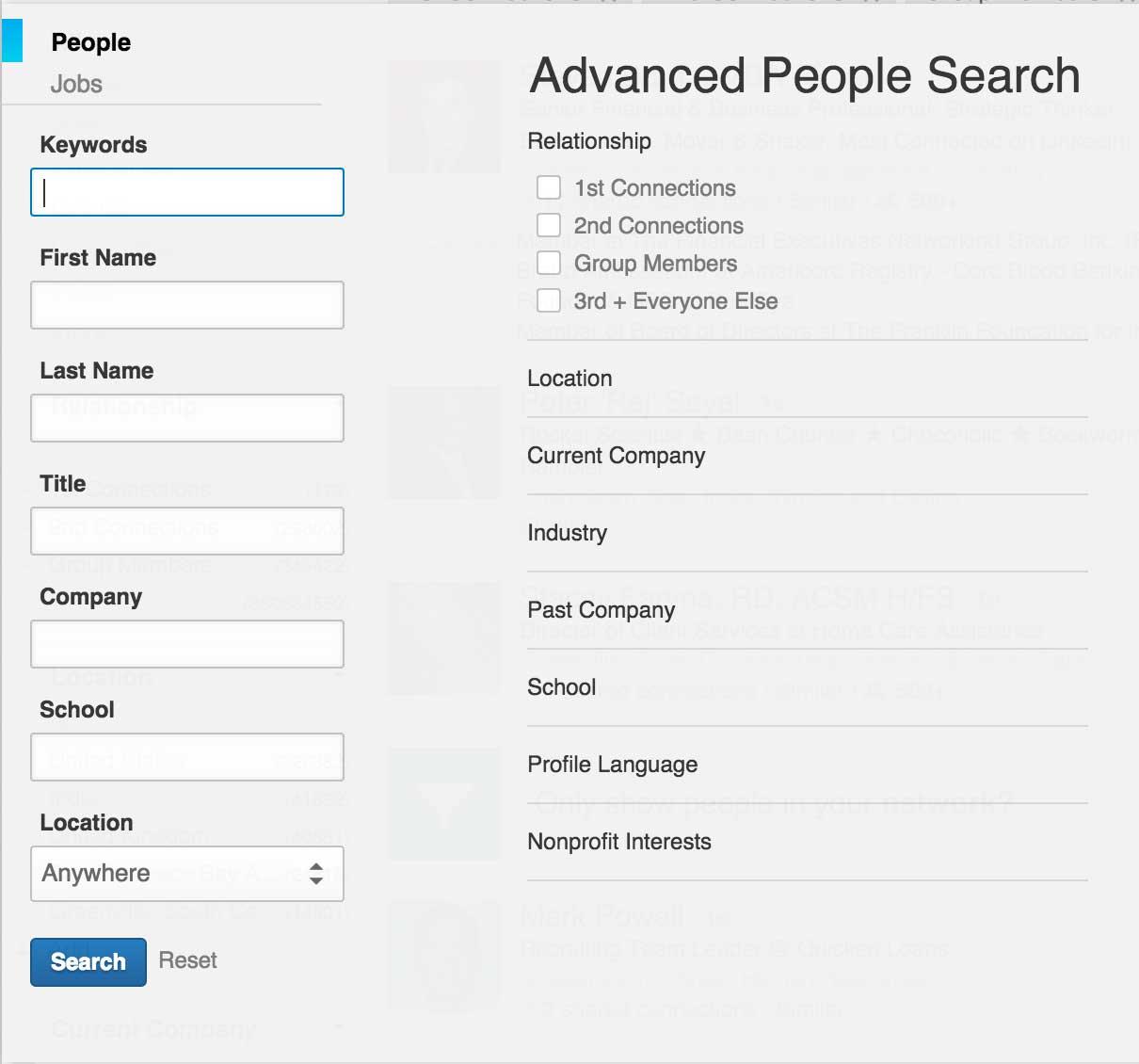 Targeting Personas on LinkedIn