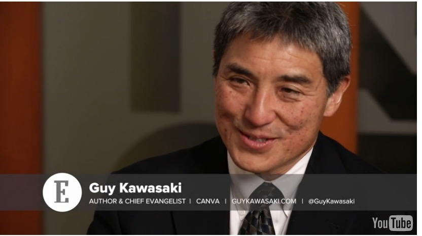 Guy Kawasaki discusses valuable posts